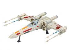 Star Wars Model Kit 1/57 X-wing Fighter 22 cm