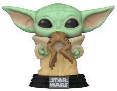 Star Wars The Mandalorian POP! TV vinylová Figure The Child w/ Frog 9 cm