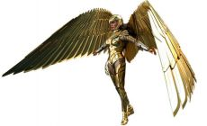 Wonder Woman 1984 Movie Masterpiece Akční Figure 1/6 Golden Armor Wonder Woman (Deluxe) 30 cm