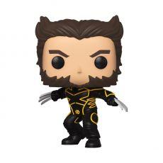 X-Men 20th Anniversary POP! Marvel vinylová Figure Wolverine In Bunda 9 cm