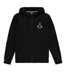 Assassins Creed Valhalla Hooded Mikina Crest Vlajka Velikost XL