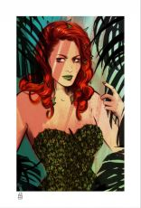 DC Comics Art Print Poison Ivy 43 x 64 cm - unframed