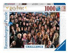 Harry Potter Challenge Jigsaw Puzzle Cast (1000 pieces)