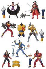 Marvel Legends Series Akční Figures 15 cm Deadpool 2020 Wave 1 Sada (8)