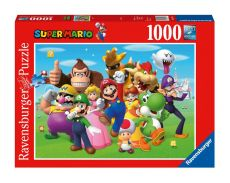 Nintendo Jigsaw Puzzle Super Mario (1000 pieces)