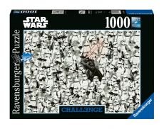 Star Wars Challenge Jigsaw Puzzle Darth Vader & Stormtroopers (1000 pieces)