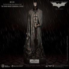The Dark Knight Rises Master Craft Soška The Dark Knight Memorial Batman 45 cm
