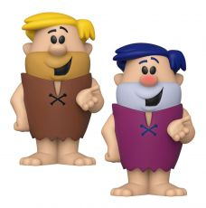 The Flintstones vinylová SODA Figures Barney Rubble 11 cm Sada (6)