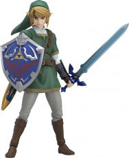 The Legend of Zelda Twilight Princess Figma Akční Figure Link 14 cm