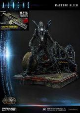 Aliens Premium Masterline Series Soška Warrior Alien Deluxe Bonus Verze 67 cm