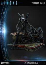 Aliens Premium Masterline Series Soška Warrior Alien 67 cm