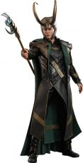 Avengers: Endgame Movie Masterpiece Series PVC Akční Figure 1/6 Loki 31 cm