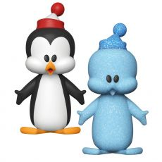 Chilly Willy vinylová SODA Figures Chilly Willy 11 cm Sada (6)
