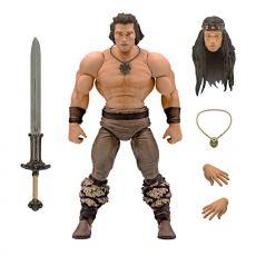 Conan the Barbarian Ultimates Akční Figure Conan Iconic Movie Pose 18 cm