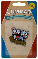Cuphead Pin Odznak Limited Edition