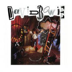 David Bowie Rock Saws Jigsaw Puzzle Never Let Me Down (500 pieces)
