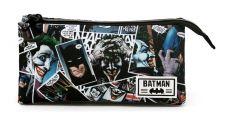 DC Comics Penál Case Joker Comic Triple