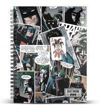 DC Comics Poznámkový Blok A4 Joker Comic