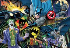 DC Comics Supercolor Jigsaw Puzzle Batman (104 pieces)