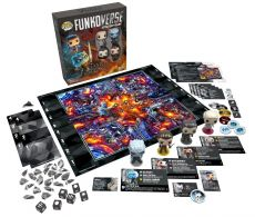 Game of Thrones Funkoverse Board Game 4 Character Base Set Anglická Verze