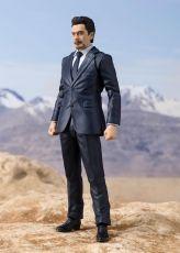 Iron Man S.H. Figuarts Akční Figure Tony Stark (Birth of Iron Man) 15 cm