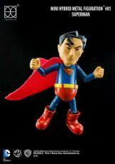 Justice League Mini Hybrid Metal Akční Figure Superman 9 cm
