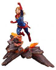 Marvel Universe ARTFX Premier PVC Soška 1/10 Captain Marvel 27 cm
