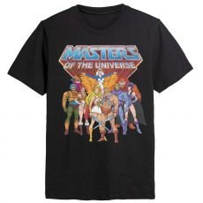 Masters of the Universe Tričko Classic Characters Velikost L