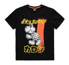 Nintendo Tričko Dry Bones Velikost S