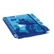 Poznámkové bloky,  deníky a zápisníky