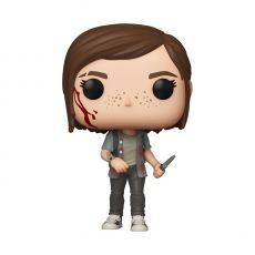 The Last of Us POP! Games vinylová Figure Ellie 9 cm
