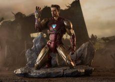 Avengers: Endgame S.H. Figuarts Akční Figure Iron Man Mk-85 (I Am Iron Man Edition) 16 cm