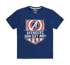 Avengers Tričko Avengers Day Velikost S