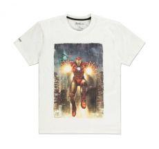 Avengers Tričko Iron Man Velikost S