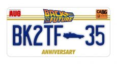 Back to the Future Pin Odznak Limited Edition 35th Anniversary