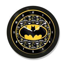 Batman Nástěnná Hodiny Logo