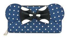 Disney by Loungefly Peněženka Minnie Mouse Dots