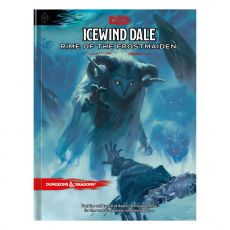 Dungeons & Dragons RPG Adventure Icewind Dale: Rime of the Frostmaiden Anglická