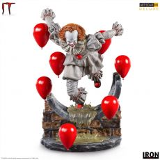 It Chapter Two Deluxe Art Scale Soška 1/10 Pennywise 21 cm