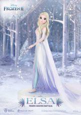 Ledové Království 2 Master Craft Soška 1/4 Elsa 41 cm