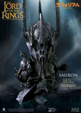 Lord of the Rings Defo-Real Series Soška Sauron Premium Edition 15 cm