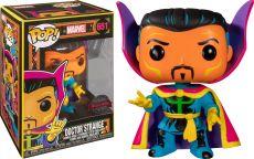 Marvel POP! Marvel Black Light vinylová Figure Dr. Strange 9 cm