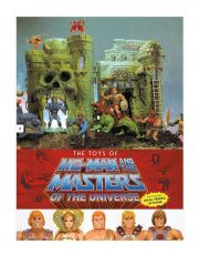 Masters of the Universe Art Book The Toys of He-Man and The Masters of the Universe Anglická Ver.*