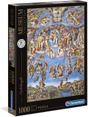 Michelangelo Museum Kolekce Puzzle Universal Judgement