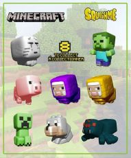 Minecraft Squishme Anti-Stress Figures 6 cm Display Series 1 (24)