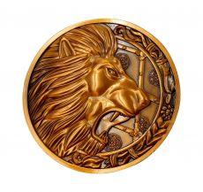 Resident Evil 2 Replika 1/1 Lion Medallion