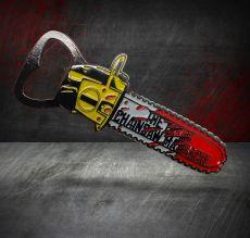 Texas Chainsaw Massacre Bottle Otvírák Chainsaw