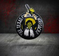 Texas Chainsaw Massacre Pin Odznak Limited Edition