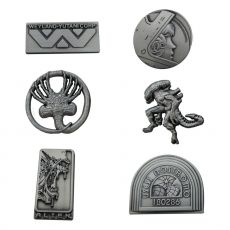 Alien Pin Odznak 6-Pack Limited Edition