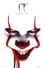 It Chapter Two Plakát Pack Pennywise Face 61 x 91 cm (5)